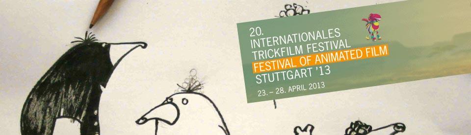 AG Animationsfilm goes Trickfilm-Festival Stuttgart