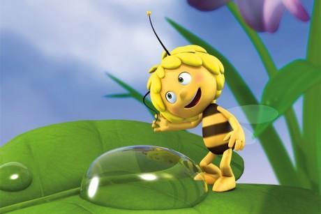 Die grelle Welt der neuen Biene Maja