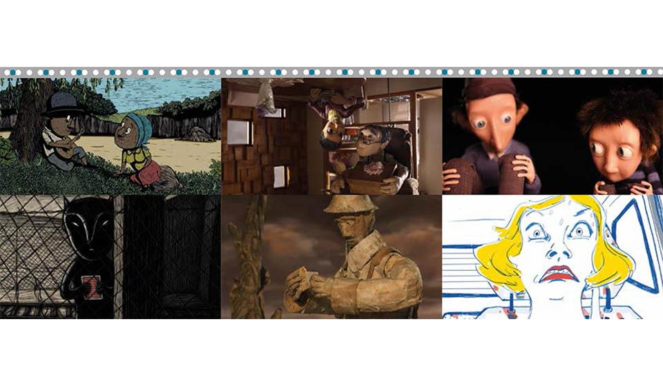 öffentliche Präsentation der Cartoon d'or Filme 2012 und 2013