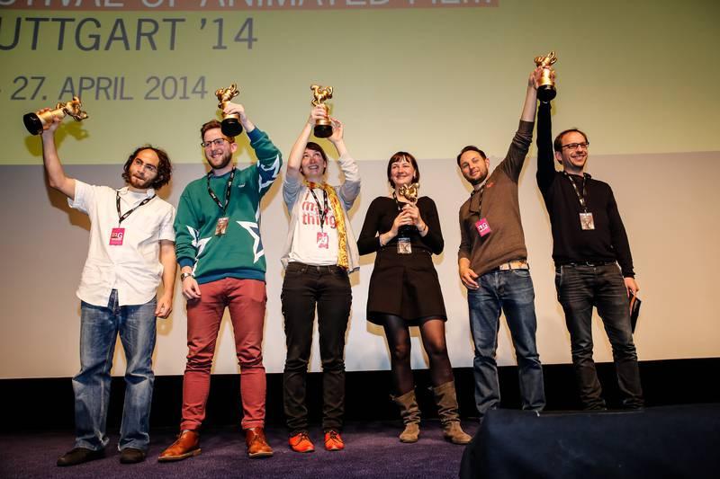 Animationsstars in Stuttgart – Die Preisträger des 21. ITFS