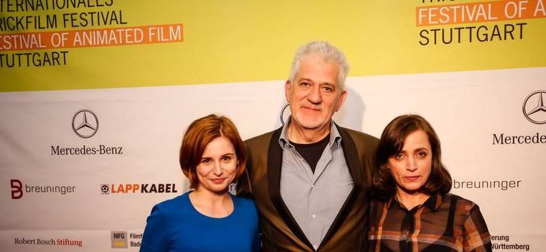 Staraufgebot bei Animation Comedy – Der deutsche Animationssprecherpreis 2014