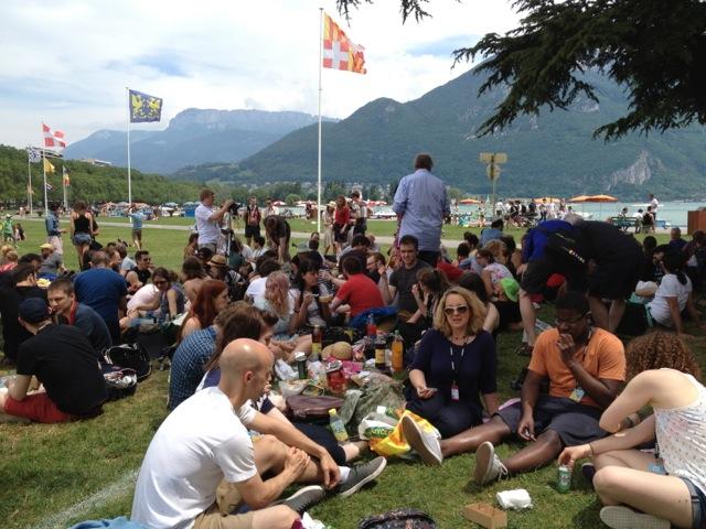 Festivalbericht Trickfilmfestival Annecy 2014