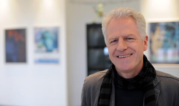 Thomas Haegele, Leiter des Animationsinstituts, wechselt in den Ruhestand