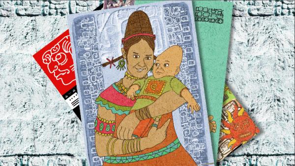 Animation für 9 ½- Deine Reporter (WDR), Thema: Indianer