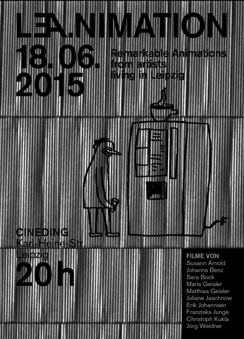 L`Ænimation- Animationsfromartists, that live in Leipzig