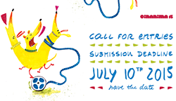 CINANIMA 2015 – Call for entries – deadline 10th July 2015‏