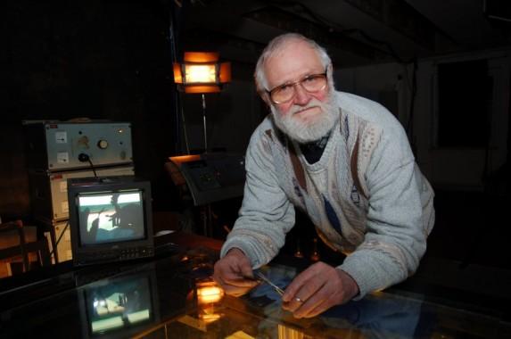 Trick Fabrik: Silhouettenfilm aus dem Medienhaus Kreischa