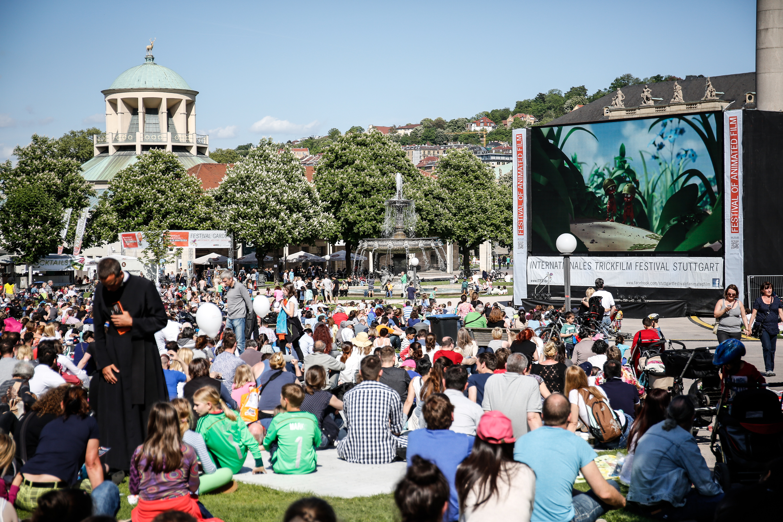 Call for Entries 23. Internationales Trickfilm-Festival Stuttgart