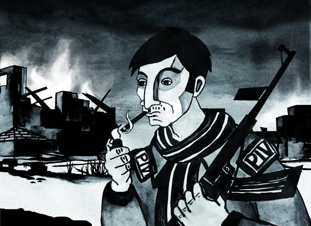 """2D Animatoren aus Sachsen oder Sachsen -Anhalt gesucht für Animierten Dokumentarfilm """"Chris The Swiss"""""""