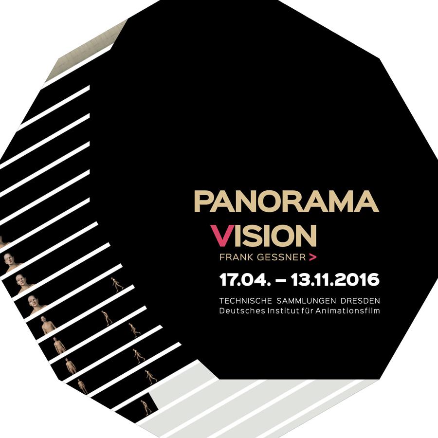 Austellungseröffnung PANORAMA VISION von Frank Gessner im Deutschen Institut für Animationsfilm Dresden