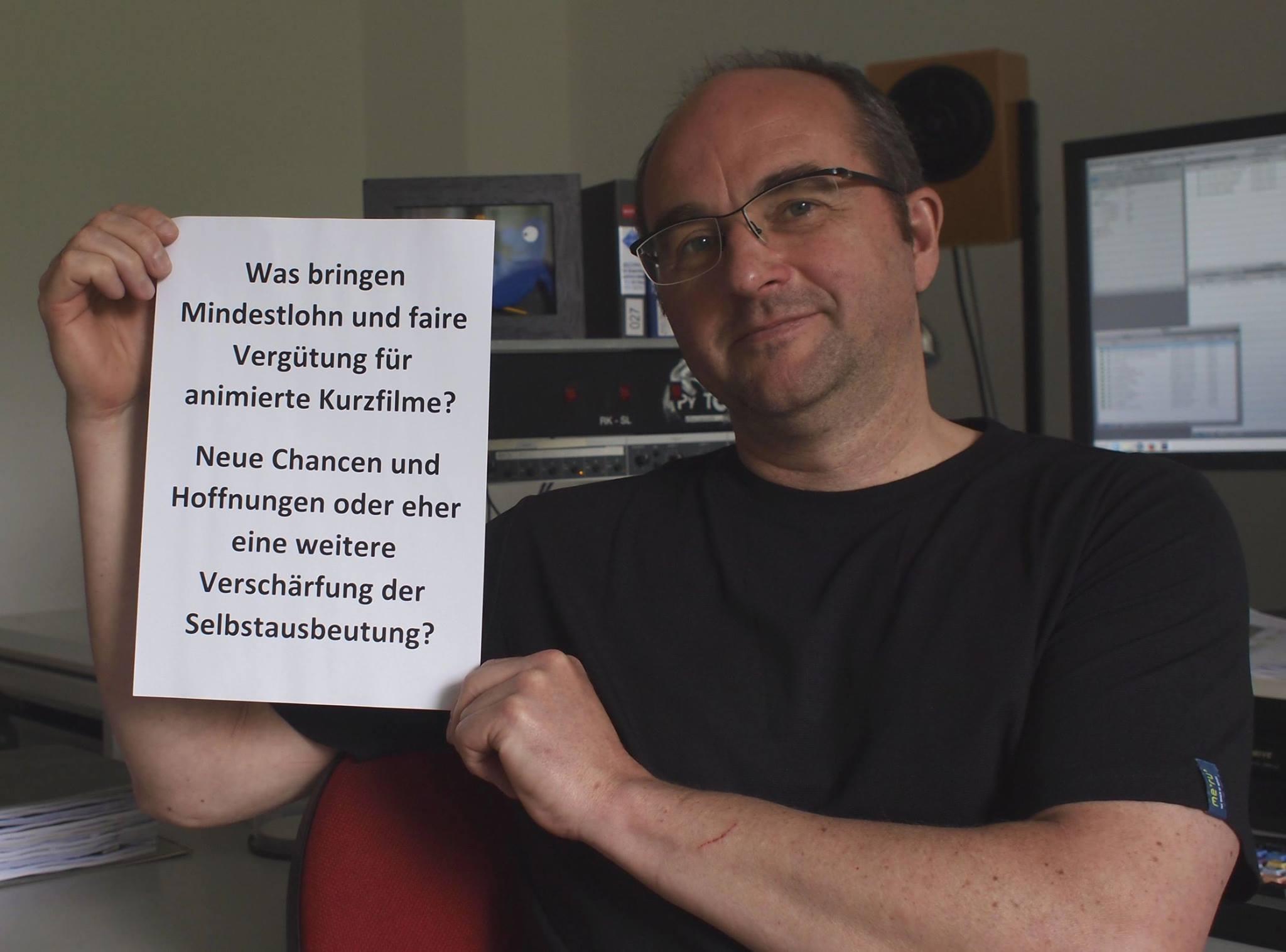 PODIUM ZUR KURZFILMFINANZIERUNG BEI DER HAMBURG ANIMATION AWARD CONFERENCE