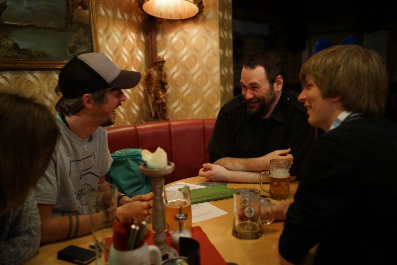 Trickfilmstammtisch Leipzig und Region 16. Juni 2016