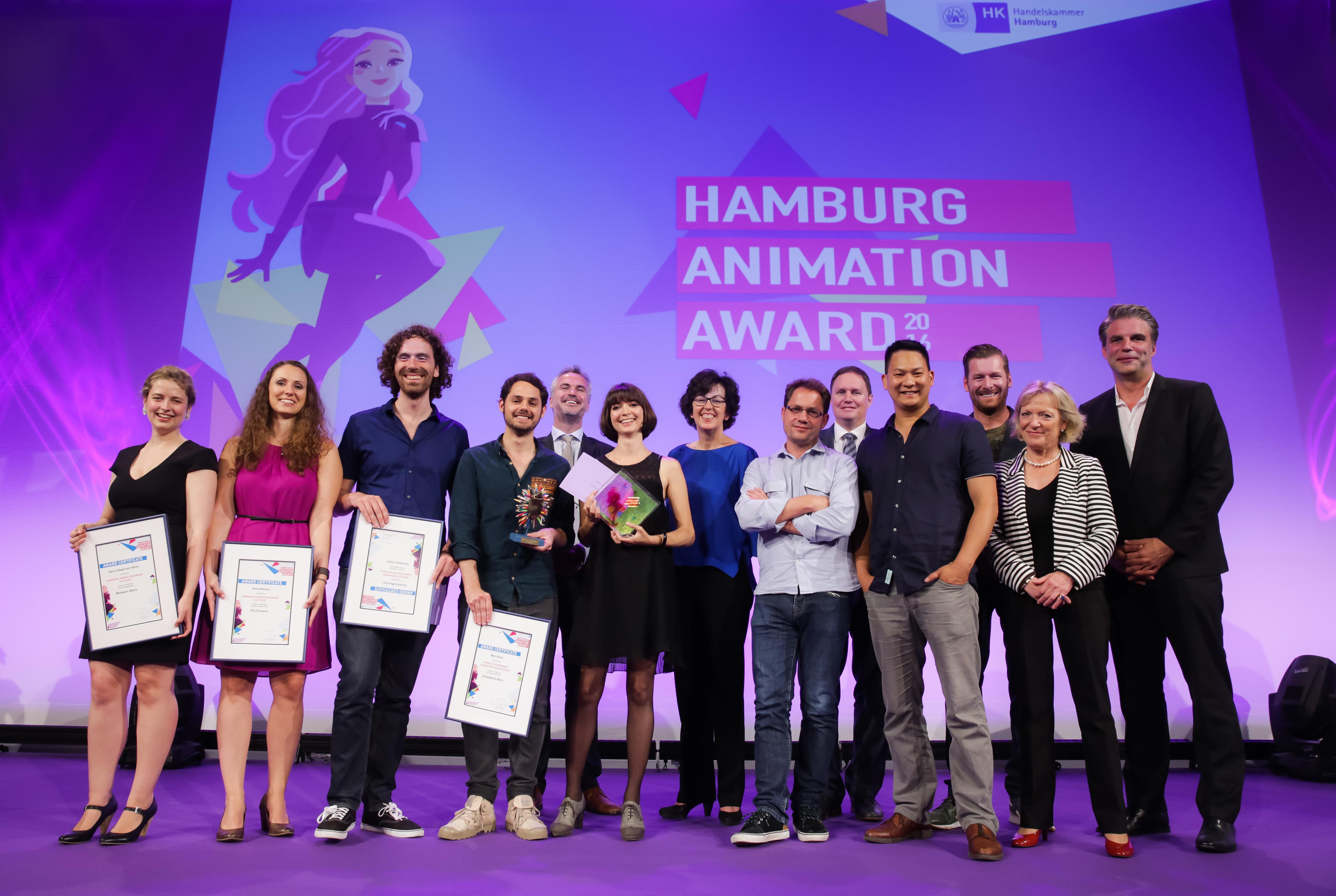 2018 kein Hamburg Animation Award mehr – die Conference aber bleibt