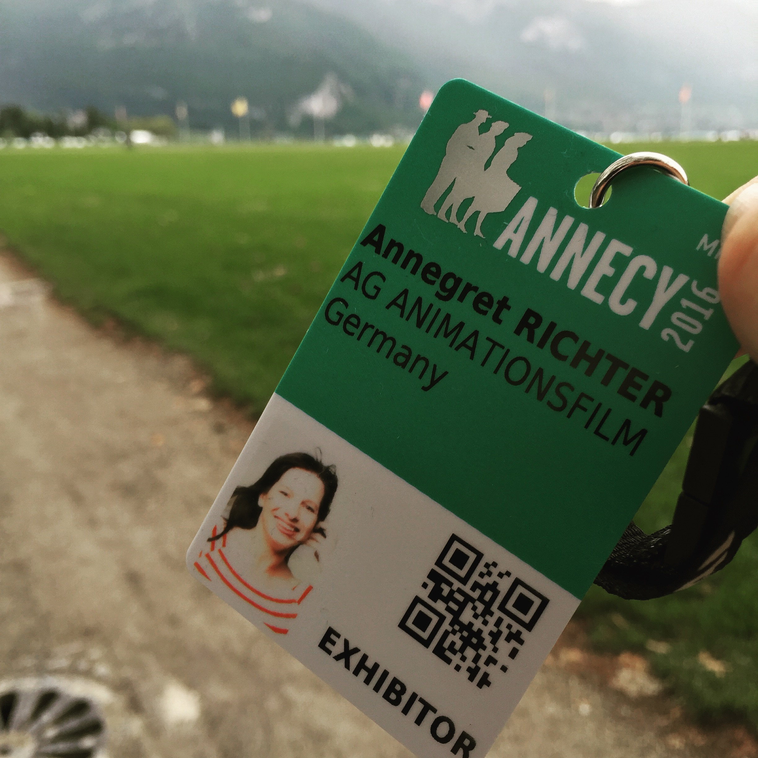 Report Festival international du film d'animation d'Annecy 2016