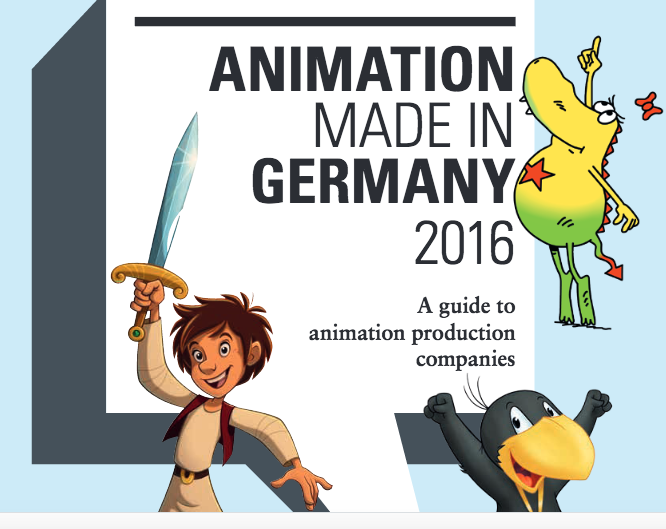 Animation Made in Germany 2016