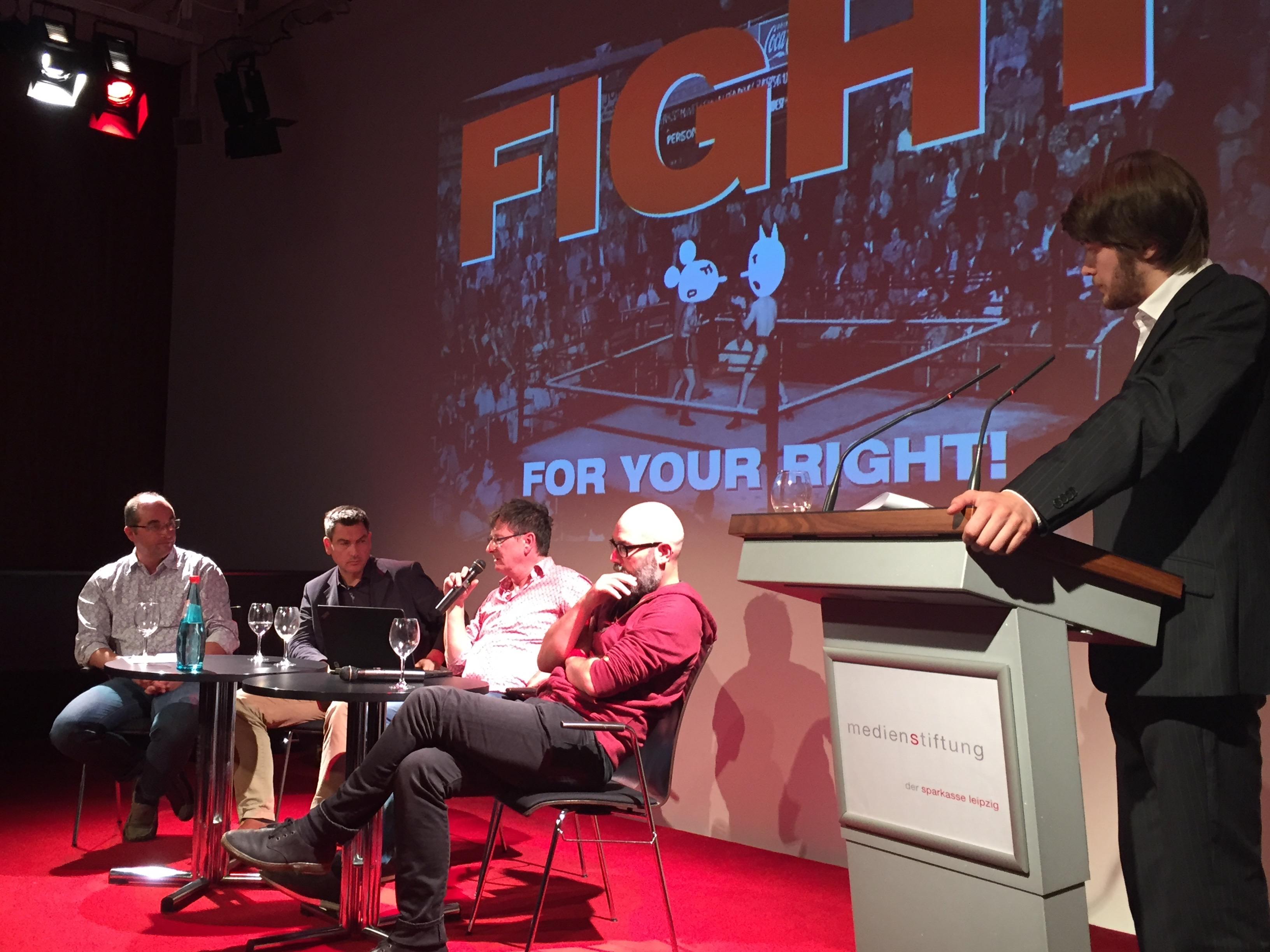 Fight for Your Right alle Podcasts zum Nachhören