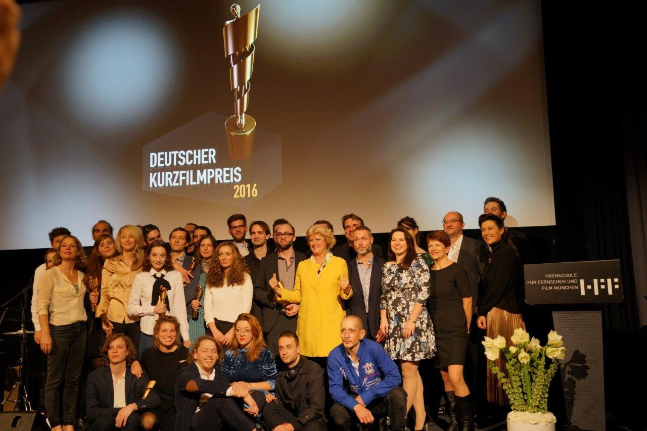 EIN AUS WEG  gewinnt den deutschen Kurzfilmpreis für Animation