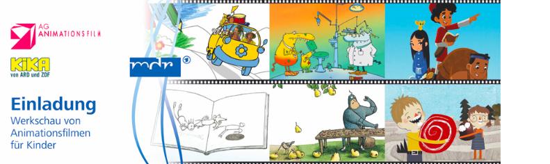 Bundesweite WERKSCHAU von Animationsfilmen für Kinder am 1. Februar 2017