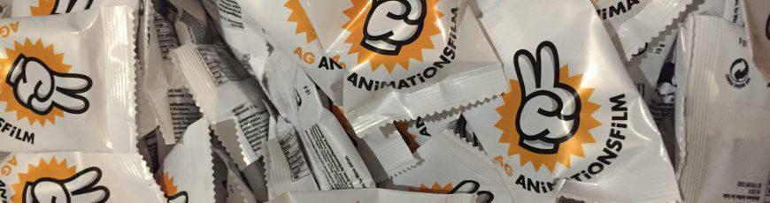 Neues Logo der AG Animationsfilm wird in Stuttgart beim itfs präsent sein