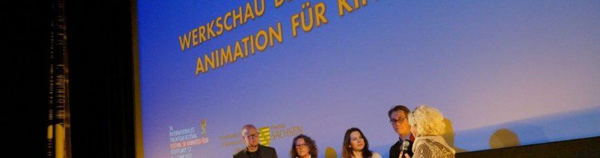 Erfolgreiche Werkschau der deutschen Animation für Kinder in Stuttgart