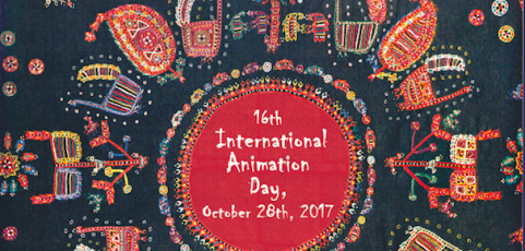 Am 28. Oktober ist INTERNATIONAL ANIMATION DAY