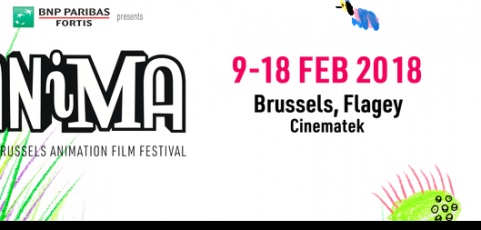 Noch Freie Plätze beim North- South Animation Forum am 12. und 13.2.2018 in Brüssel