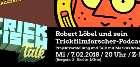 Tricktisch Berlin am 7. Februar 2018 in de Z- Bar