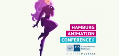 Hamburg Animation Conference am 19.6.2018 in der Handelskammer
