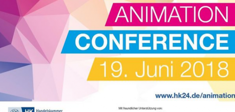 Hamburg Animation Conference am 19. Juni 2018