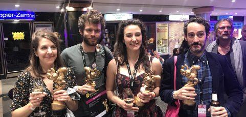 Herzlichen Glückwunsch an alle Preisträger des 25.Internationalen Trickfilmfestival Stuttgart 2018