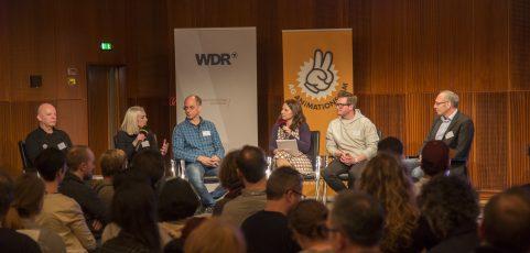 Werkschau der Animationsbranche NRW in Köln
