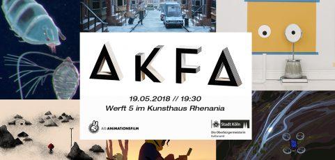 Der Animierte Kurzfilm Abend in Köln am 19. Mai 2018