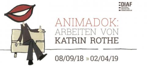 Anidok: Austellung mit Arbeiten von Katrin Rothe in Dresden