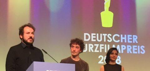 Preisträger deutscher Kurzfilmpreis 2018 Animation und Experimentalfilm