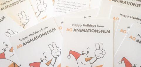 Auf zur AG Animationsfilm Weihnacht 2018 – Der 6 Tage Vorweihnachts-Kalender Tür 1