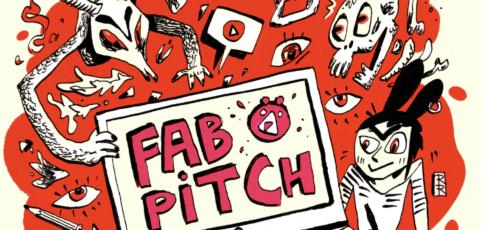 FAB PITCH zur Animation für Erwachsene und Teenager am 20.9.2019 in Berlin
