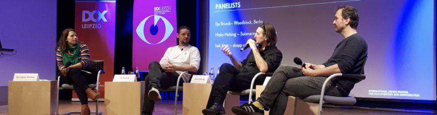 Zum Nachhören: Podium zur Animation für Erwachsene