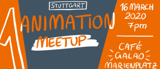 Animation Meet up Stuttgart
