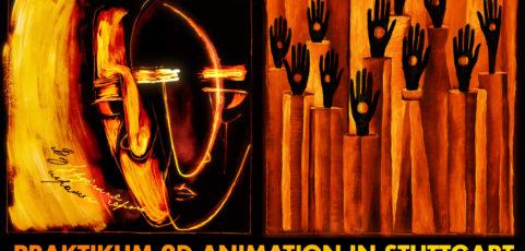 Praktikum digitale und analoge 2D-Animation beim Kurzfilm in Stuttgart
